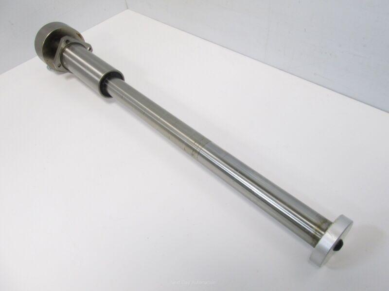 "Bearing Block with Rod, 25mm Rod Diameter, 13"" Travel, 40mm Bearing Dia."