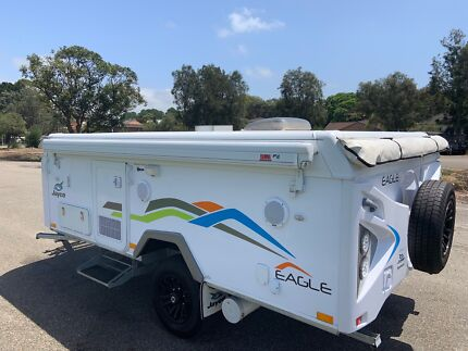 2017 Jayco Eagle Tourer Curl Curl Manly Area Preview