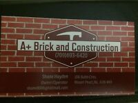 A+Brick and Construction