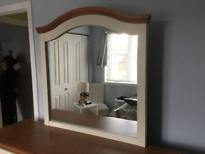 Mirror for a dresser or vanity