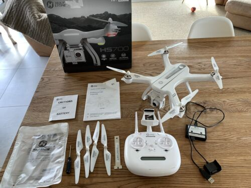 Holy Stone HS700 GPS FPV RC Drone 1080P FHD Camera