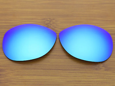 Replacement Ice Blue Polarized Lenses for RB3342 Warrior 60mm (Rb3342 Polarized)
