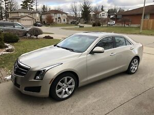 2013 ATS ONLY 34 000 kms