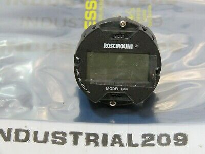 Rosemount 644 Lcd Display Module New
