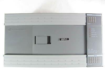 Allen Bradley Slc 500 1747-l40c Ser B Frn 6 Processor Unit Nice Shape