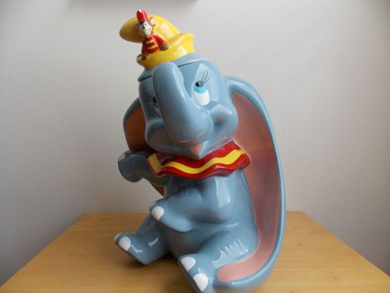 Disney Dumbo Cookie Jar