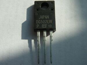 Circuito-Integrato-DG502LW-TO-220F-Usato-in-Alcuni-Televisori-Panasonic