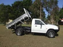 1997 MK  Mitsubishi 2.8L Diesel Triton Ute/4x4 Tipper Truck. Cundletown Greater Taree Area Preview