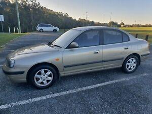 2002 Hyundai Elantra Sedan - Manual - Warranty - Rego - Driveaway