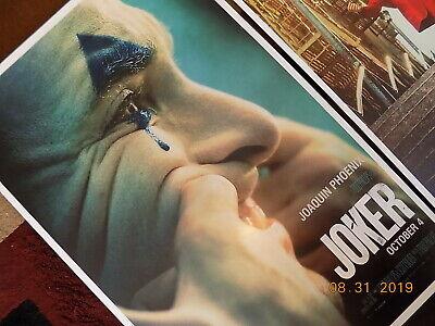 "Joker ( 11"" X 17"" ) Movie Collector's Poster Prints ( Set of 3 )"