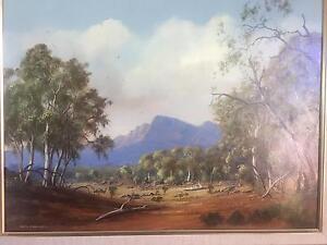 Flinders Ranges original oil paintings Payneham South Norwood Area Preview