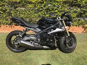 Triumph street triple 660 lams Mount Gravatt East Brisbane South East Preview