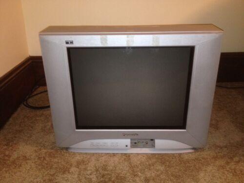 "Panasonic 20"" CRT Gaming Television Ct-20SL14J"