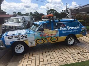 Ford falcon 1970 wagon modified to Variety bash car | Cars