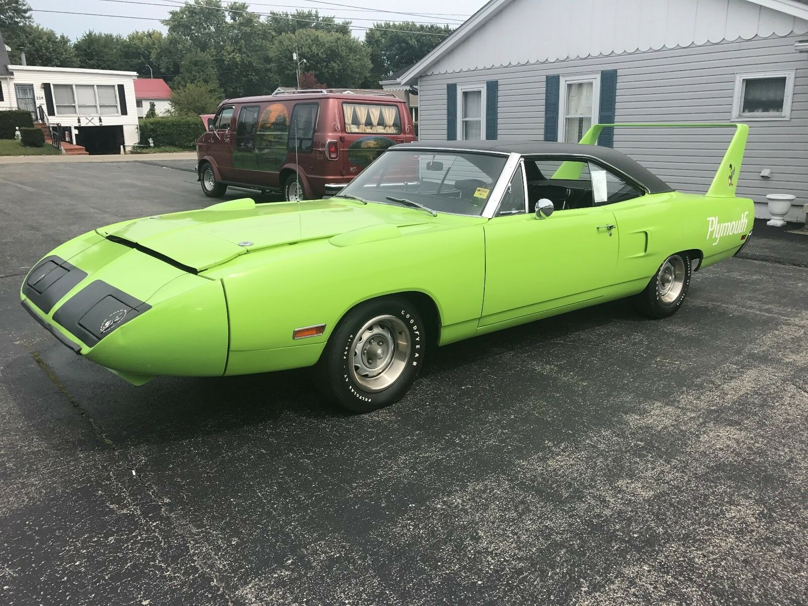1970 Plymouth Road Runner Superbird 1970 Plymouth Superbird - 7,964 Miles - SURVIVOR