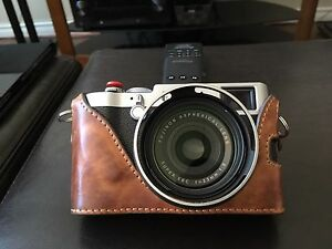 Fuji x100T and extras