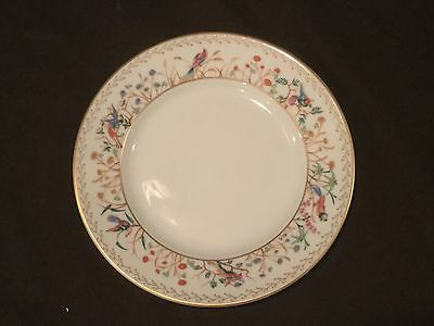 - BREAD PLATE EACH SOLD SEPARATELY TIFFANY & CO/ LIMOGES AUDUBON PATTERN