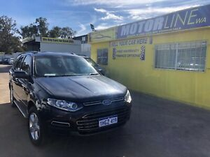 2012 Ford Territory TX LIMITED EDITION (RWD) $12,999 Kenwick Gosnells Area Preview