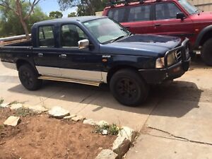 Price is firm turbo diesel courier