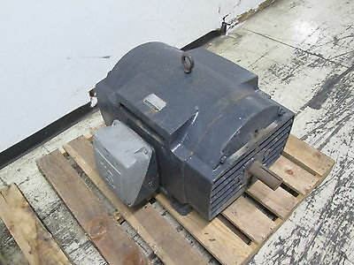 US Motors AC Motor 200HP 1780RPM FR:445TS DP 460V 232A Used