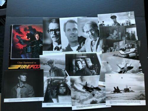Firefox (Clint Eastwood, 1982) - Original Movie Press Kit w/Photos