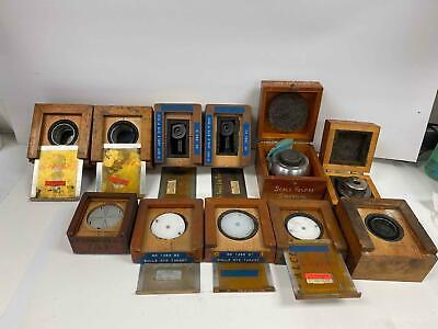 Ke Keuffel Esser Special Measuring Transit Level Optical Antique Equipment Lot