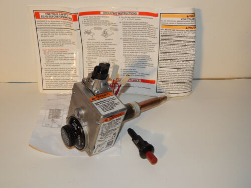 White Rogers Natural Gas Hot Water Heater Control Valve & Pilot  # 222-46181-02B