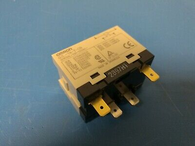 Omron G7l-1a-t-cb 100-120vac All Purpose Relay New