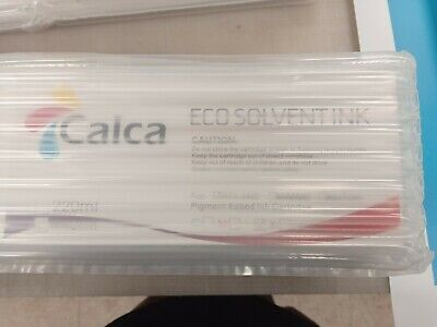 Calca Ink Cartridges For Roland Eco-sol 440ml - Single Color Yellow - Cmyk -