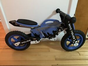 Draisienne balance bike + casque flash Mc queen