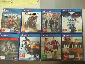 Playstation Games $25 (Far Cry4/The Division/Call of Duty + More) Little Bay Eastern Suburbs Preview