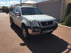2003 HOLDEN RODEO RA DUAL CAB UTE! READY FOR TRADIE! Ellenbrook Swan Area Preview