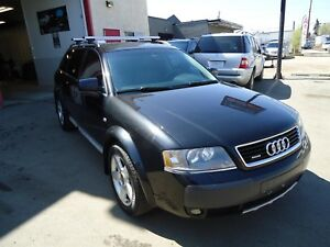 2005 Audi allroad 2.7T V6, AWD, Extra Clean, Loaded Model, Heate