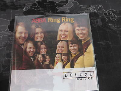 Abba - Ring Ring - Deluxe Edition  - New CD one PROMO