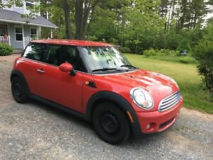 2009 Mini Cooper with  brand new MVI!