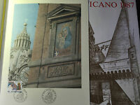 1987 Vaticano Libro Album Ufficiale Yearbook Vatican + Folder Anno Mariano -  - ebay.it