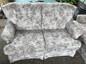 Sofa,love seat & chair only $50