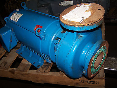 Aurora 3 X 2.5 Cast Iron Centrifugal Pump 25 Hp 208-230460 Volt 3515 Rpm