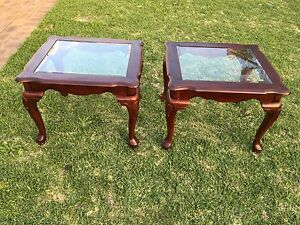 Coffee tables/Side Tables x 3 Kensington South Perth Area Preview