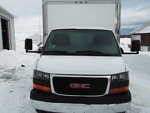 Camion Cube GMC 2010
