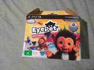 PS3 EyePet Game and Camera Brand New Unopened Fairfield Fairfield Area Preview