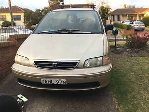 1999 Honda Odyssey (7 Seat) Wagon St Albans Hawkesbury Area Preview