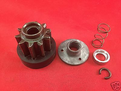 Gear Drive Tractor - New Starter Drive Bendix Gear Kit For Cub Cadet Zero Turn Tractor i1046 i1050