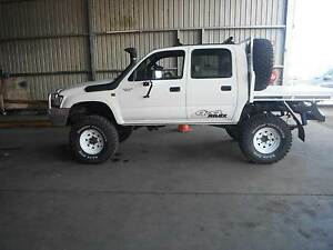 2008 Toyota Hilux Ute Tweed Heads Tweed Heads Area Preview