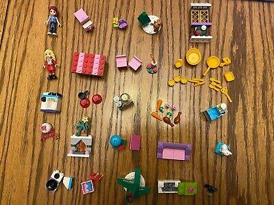 LEGO Friends 41040 Advent Calendar 2014 100% Complete No Box