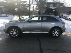 2007 Infiniti FX 35 AWD SAFETY & ETESTED