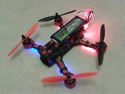 Custom RC Racing Drone 2100Kv Sunnysky Motors FrSky RX 5.8GHz FPV Quadcopter