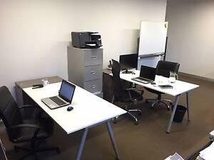 Co-working Desks (4) availble in a Boutique Melbourne CBD Office Melbourne CBD Melbourne City Preview