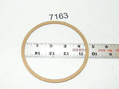 Air Cleaner Mounting Gasket 4 516 ID x 4 34 OD Application