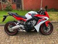 Honda CBR by Fast Lane Motorcycles, Tonbridge, Kent